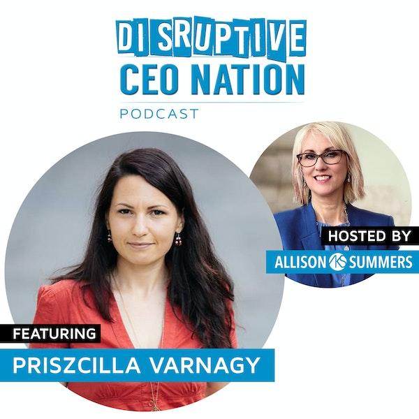EP 081 Priszcilla Varnagy, CEO Be-novative Image