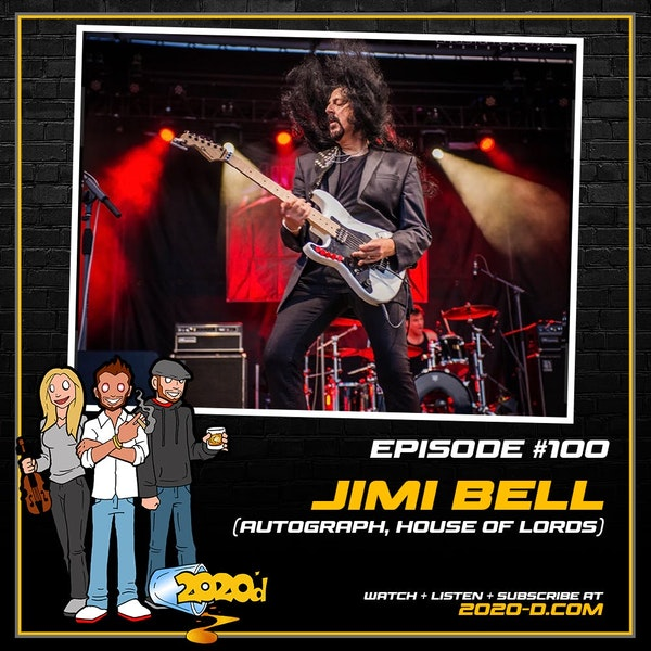 Jimi Bell: When I Play Guitar, I Go For the Jugular