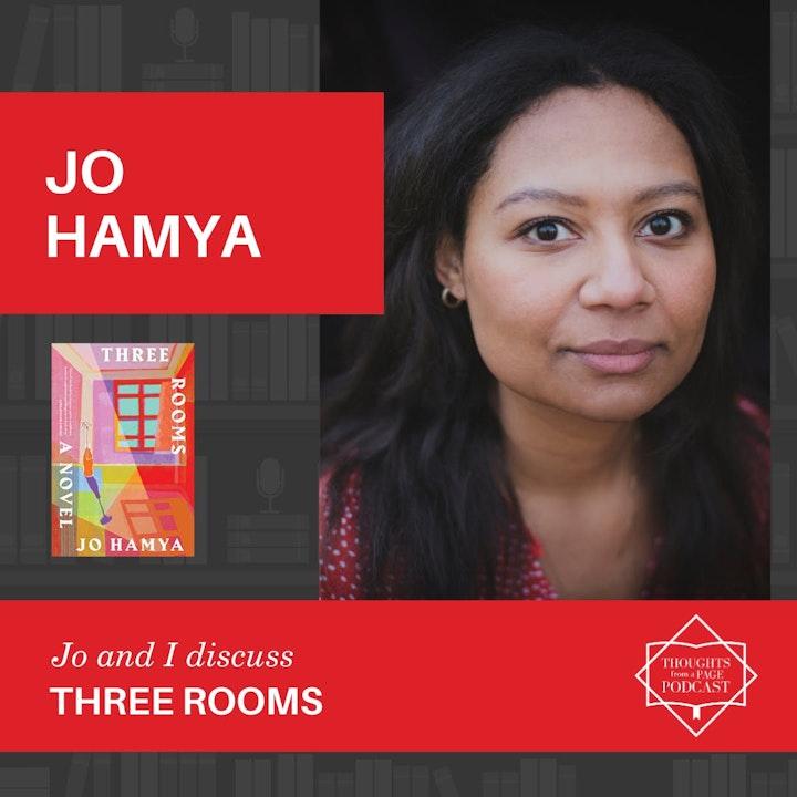 Jo Hamya - THREE ROOMS