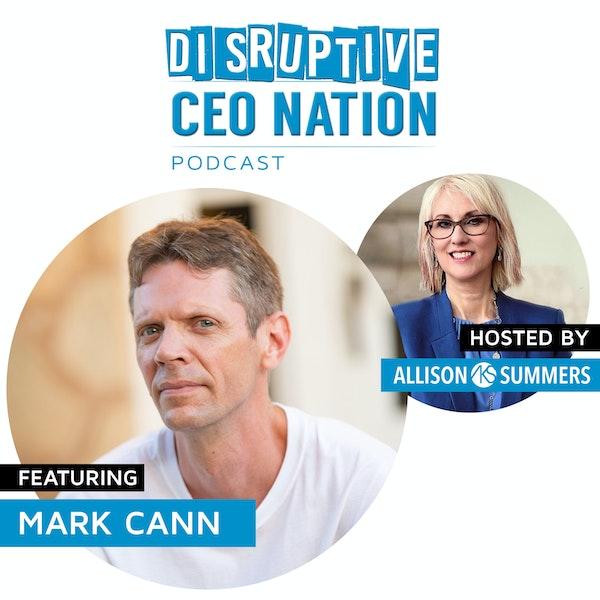 EP 90 Mark Cann, CEO/CTO CryomatiKs Inc. Image