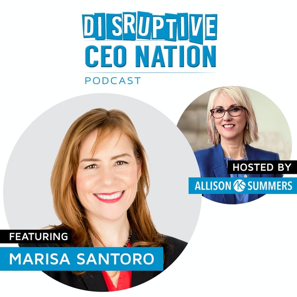 EP 86 Marisa Santoro, CEO & Founder- In Our Shoes and Gutsy Leadership Academy Image