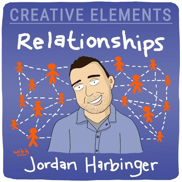 #44: Jordan Harbinger [Relationships] Image