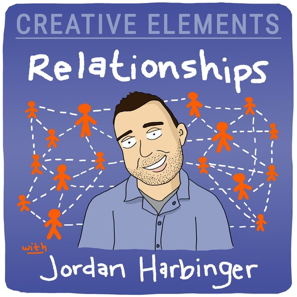 #44: Jordan Harbinger [Relationships]