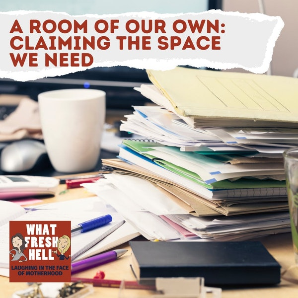 A Room Of Our Own: Claiming the Space We Need Image