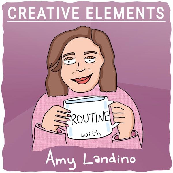 [REPLAY] #10: Amy Landino [Routine] Image