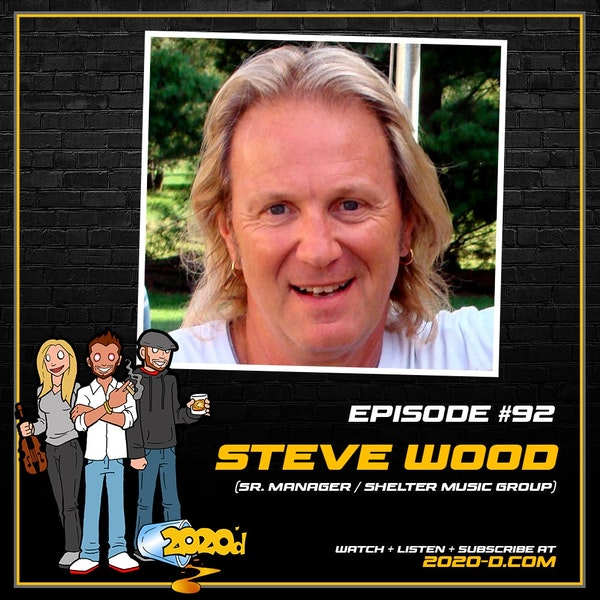 Steve Wood: Chocolate Chip Cookies with Gene Simmons