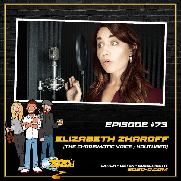 Elizabeth Zharoff (The Charismatic Voice): The Bob Ross of Metal Music Image