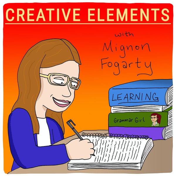 #59: Mignon Fogarty [Learning] Image