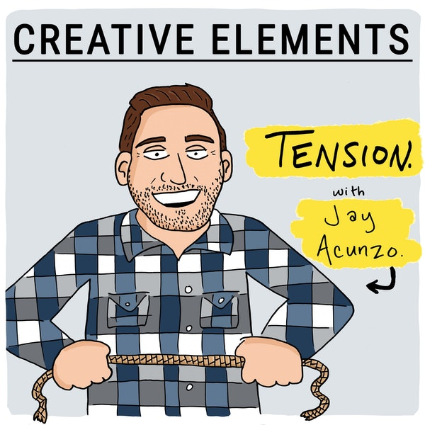 #63: Jay Acunzo [Tension] – How to tell great stories with a professional speaker and veteran podcaster Image