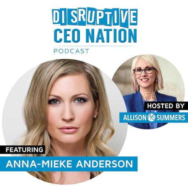 Anna-Mieke Anderson - Founder, CEO of MiaDonna Image