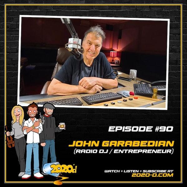 John Garabedian: Don't Bore Us, Get to the Chorus!