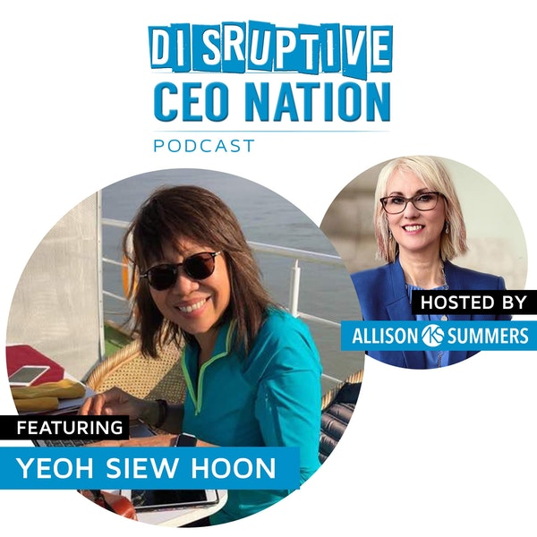 EP 082 Yeoh Siew Hoon, Founder Web in Travel, WiT Image