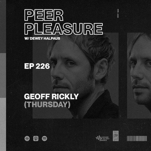 Geoff Rickly (Thursday) Part 2