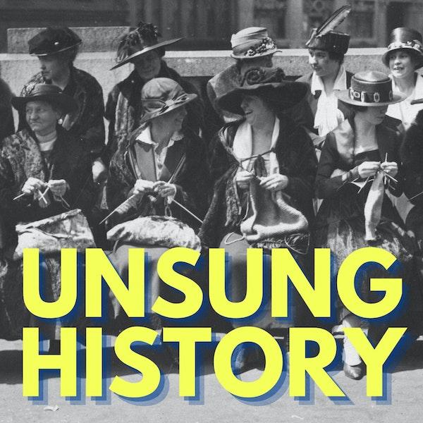 Knitting Brigades of World War I