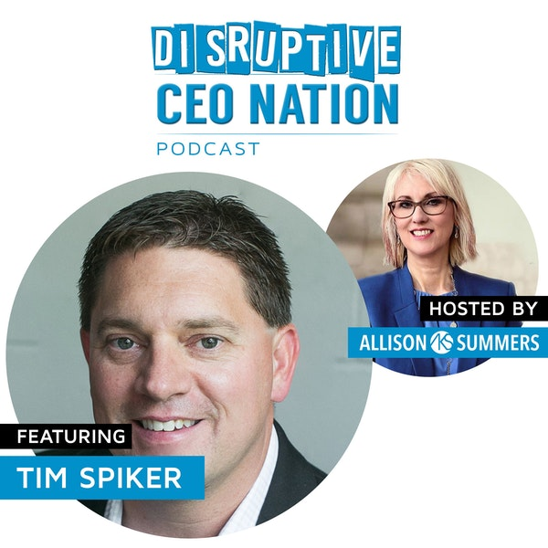 EP 71 Tim Spiker: Founder of The Aperio Image