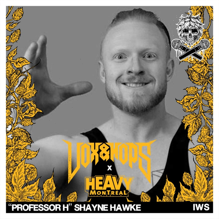 Never Giving Up with Professor H Shayne Hawke of the IWS