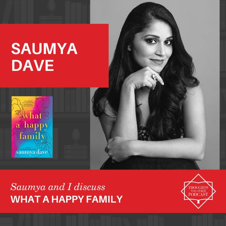 Saumya Dave - WHAT A HAPPY FAMILY