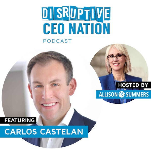 EP 73 Carlos Castelan – Founder and Managing Director of The Navio Group Image
