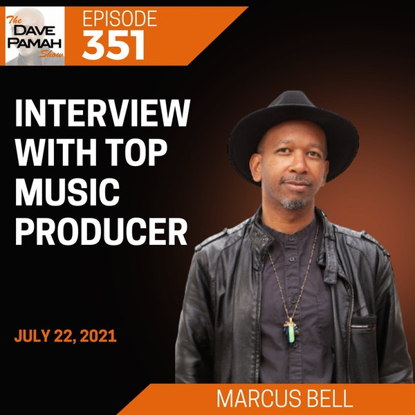 """Interview with top music producer Marcus Bell """"Aka Bellringer"""""""
