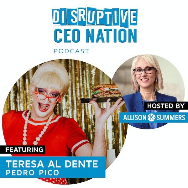 Pedro Pico (a.k.a. Teresa Al Dente) – Founder, Drag Taste Image