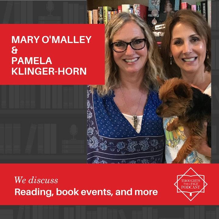 Mary O'Malley and Pamela Klinger-Horn