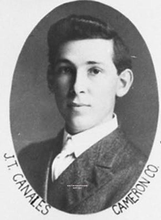 Jose Canales and the Texas Rangers Investigation of 1919