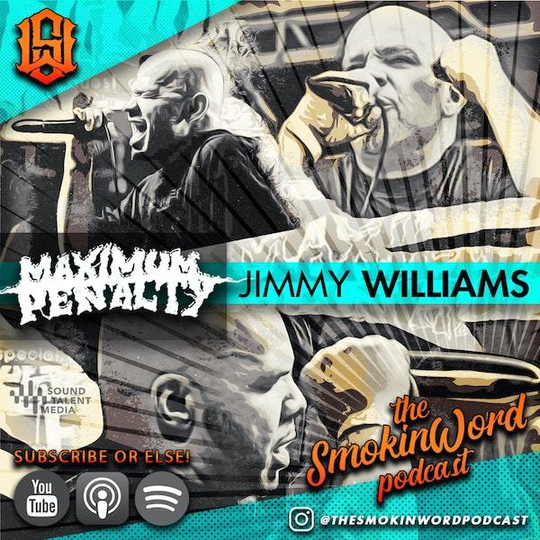 Jimmy Williams - Maximum Penalty Image