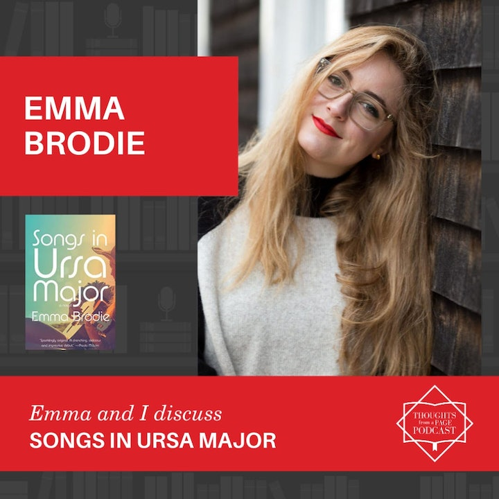 Episode image for Emma Brodie - SONGS IN URSA MAJOR