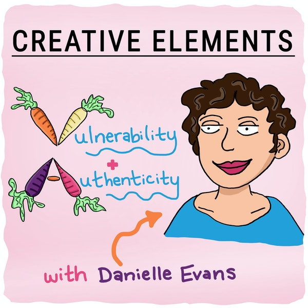 #3: Danielle Evans [Authenticity + Vulnerability] Image