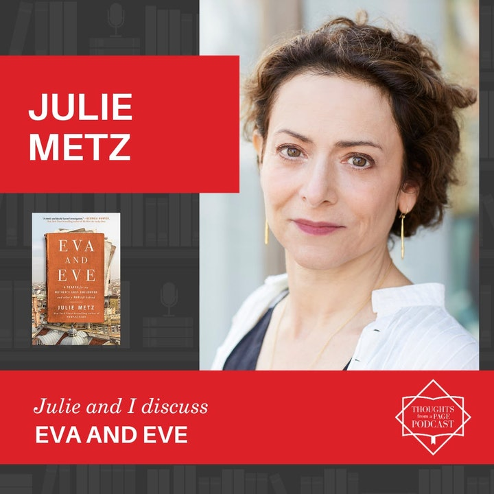 Julie Metz - EVA AND EVE