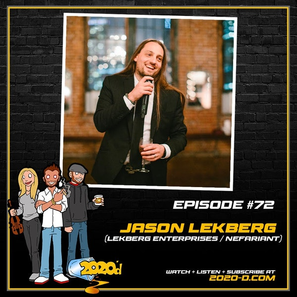 Jason Lekberg: Believing in Yourself to a FRIGHTENING Degree Image