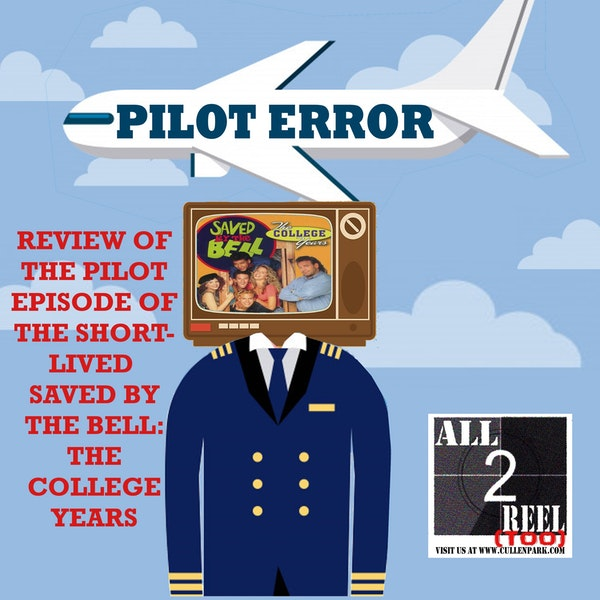 Saved by the Bell: The College Years (1993) PILOT ERROR TV REVIEW Image