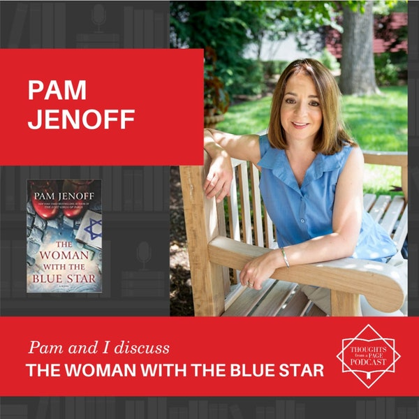 Pam Jenoff - THE WOMAN WITH THE BLUE STAR