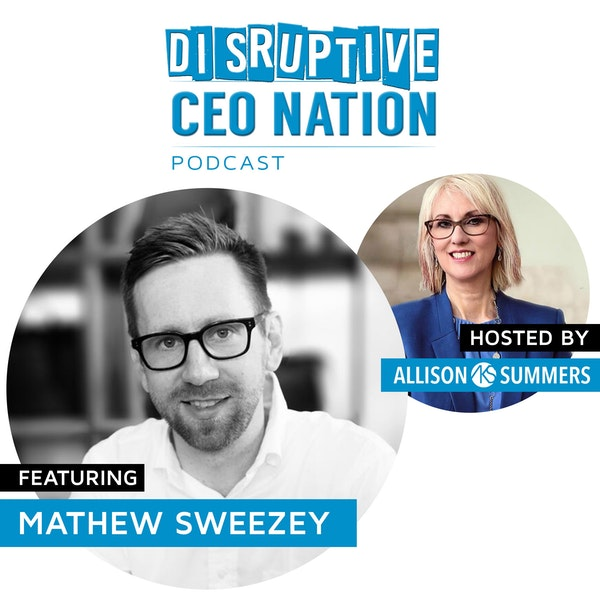 EP 079 Mathew Sweezey: Director of Market Strategy, Salesforce & Author of The Context Marketing Revolution Image