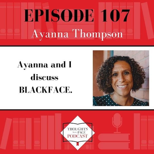 Ayanna Thompson - BLACKFACE