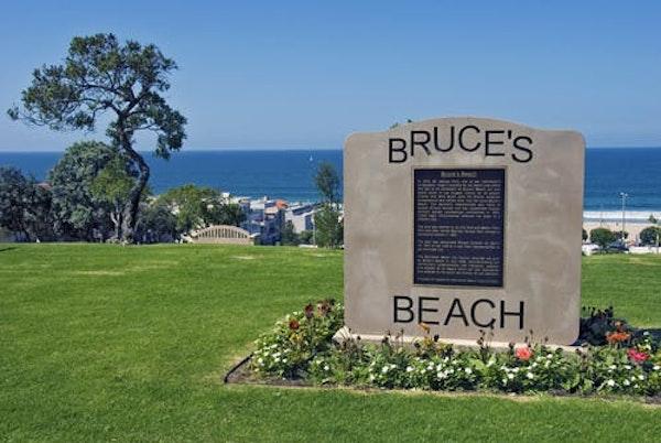 Bruce's Beach is Bruce's Again