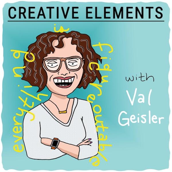 #7: Val Geisler [Everything is Figureoutable] Image