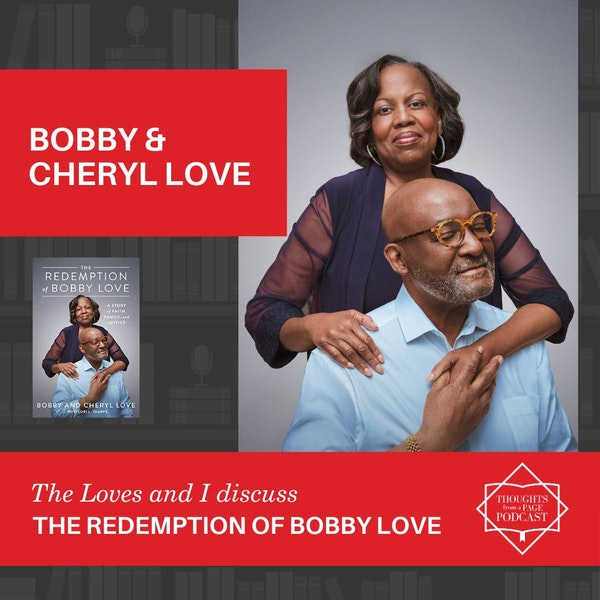 Bobby and Cheryl Love - THE REDEMPTION OF BOBBY LOVE