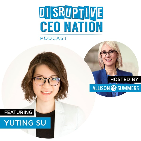 EP 078 Yuting Su, Founder and CEO, Thinker-Tinker Image