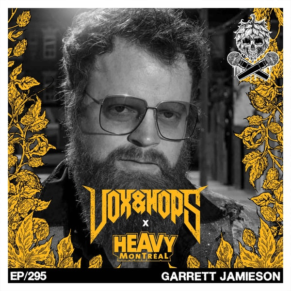 """Laughing is the Best with Garrett Jamieson of Banger Films' """"Heavy Metal Hitchhiker"""" Image"""