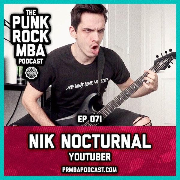 Nik Nocturnal (YouTuber) Image