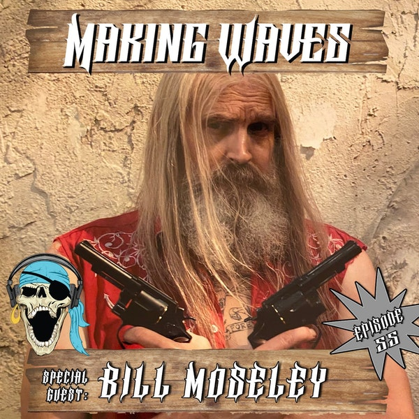 Iconic Horror Actor Bill Moseley
