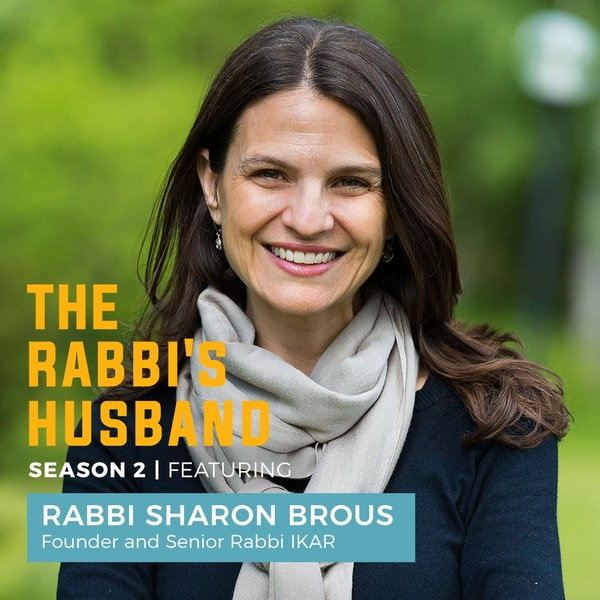 Rabbi Sharon Brous – The Ten Commandments Today – S2 E1 Image