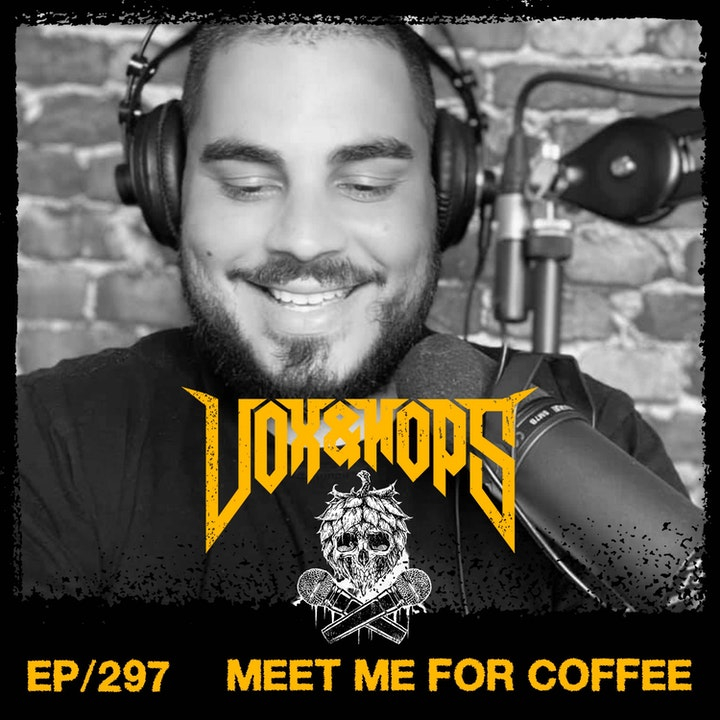 Coffee vs Craft Beer with George Panayi of the Meet Me For Coffee Podcast