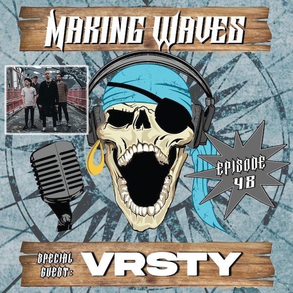 Ep. 48 Joey Varela of VRSTY