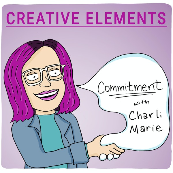 #64: Charli Marie Prangley [Commitment] - Building a YouTube Channel with 200K subscribers (on the side!) Image