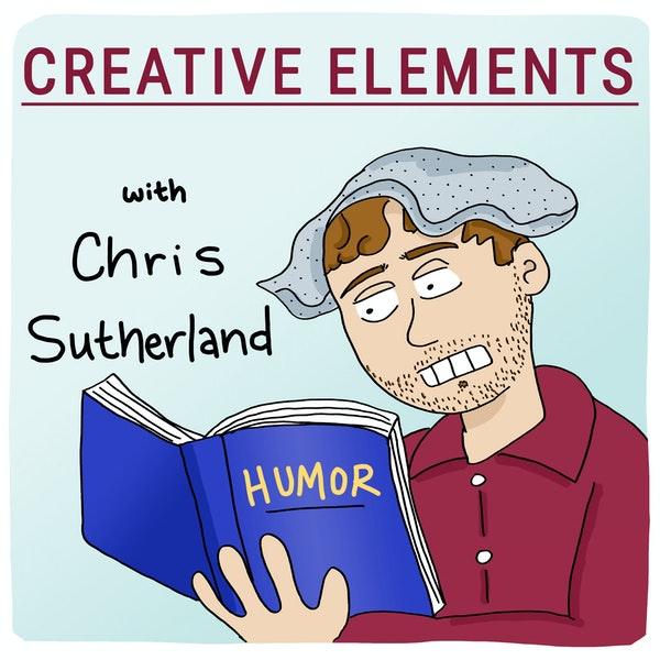 #66: Chris Sutherland [Humor] – How a Physics professor built an audience of 2M+ followers on TikTok (in less than two years!) Image
