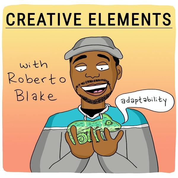 #68: Roberto Blake [Adaptability] – The story behind 12 years, 531K+ subscribers, and nearly 35 million views on YouTube Image