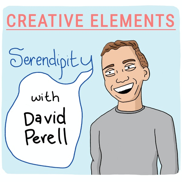[REPLAY] #35: David Perell [Serendipity] Image
