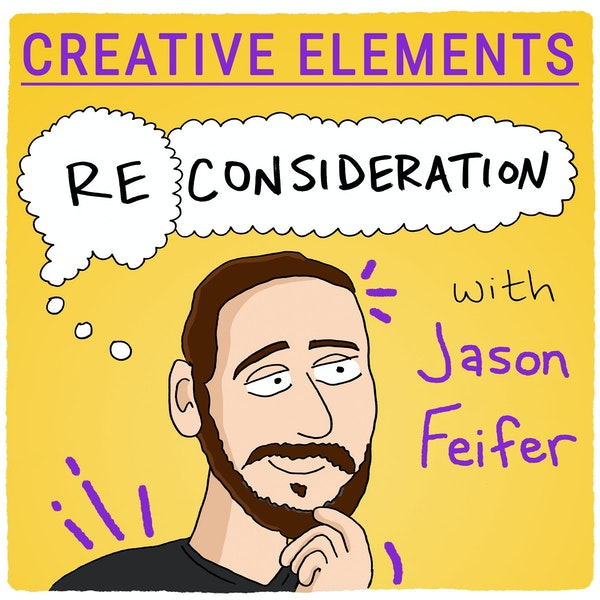 #72: Jason Feifer [Reconsideration] – The Editor In Chief of Entrepreneur Magazine on making time for your own projects Image